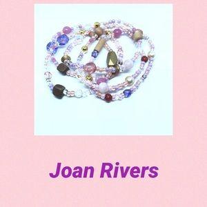 Joan Rivers Stretch Bracelets